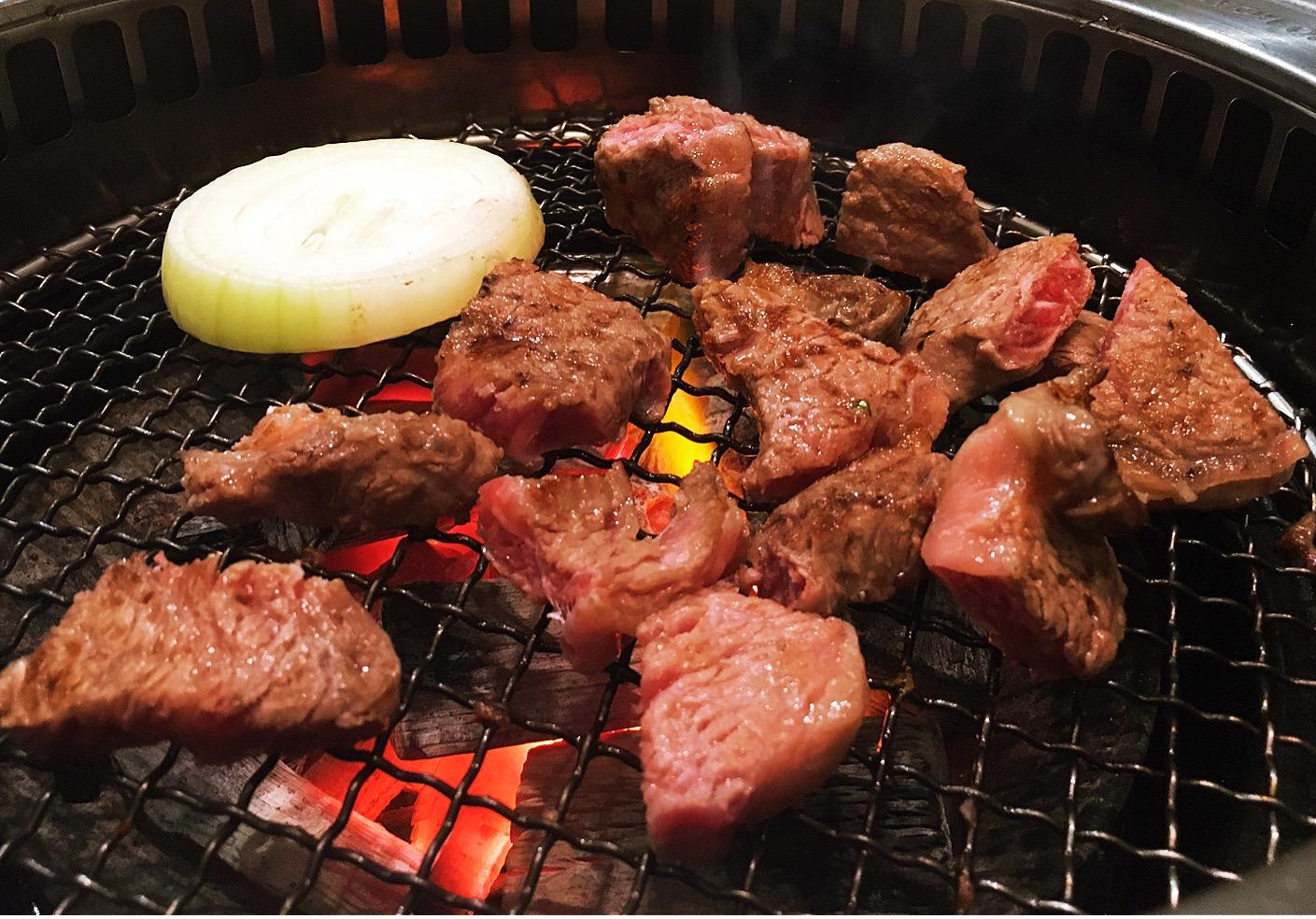 Chang BBQ : Menu