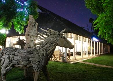 Chang Restaurant Outdoor