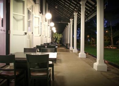Hallway (Night)